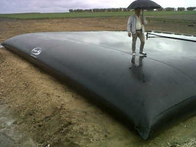 полимерный резервуар